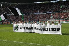Wir bei Hannover 96 05